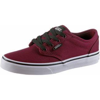 Vans Atwood Sneaker Kinder oxblood-black