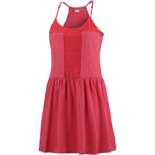 Roxy WHITEBEACHES Trägerkleid Damen ROUGE RED
