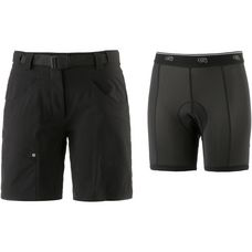 Gonso Mira Bike Shorts Damen black