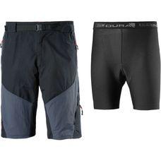 Endura Hummvee Bike Shorts Herren grau