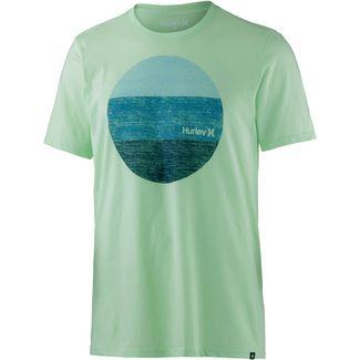 Hurley CIRCULAR T-Shirt Herren VAPOR GREEN