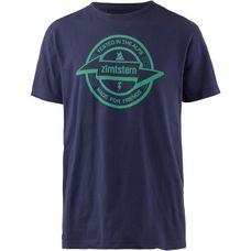 Zimtstern TSM_Alpzz T-Shirt Herren Midnight