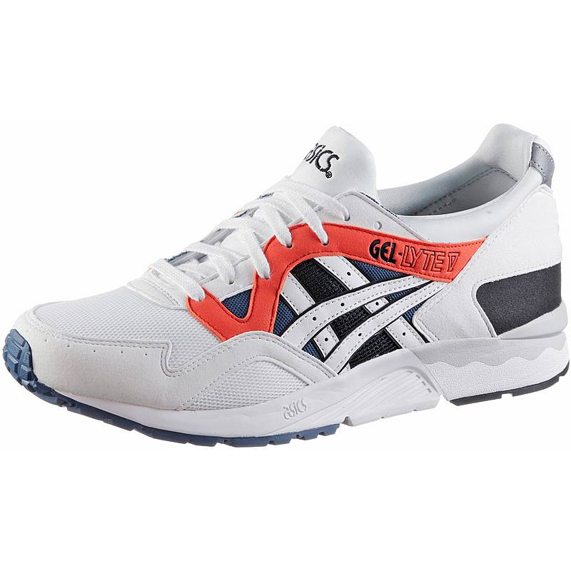 more photos 21d70 c68ea discount code for herren asics gel lyte 5 rot c82a0 bf98c