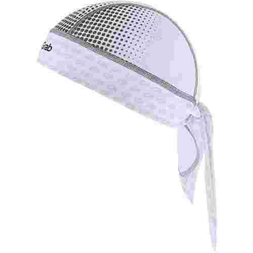 GripGrab Bandana Helmmütze white