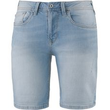 Pepe Jeans Jeansshorts Damen denim light