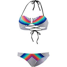 Rip Curl Surf Club Bikini Set Damen infinito