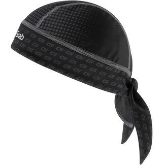 GripGrab Bandana Helmmütze black
