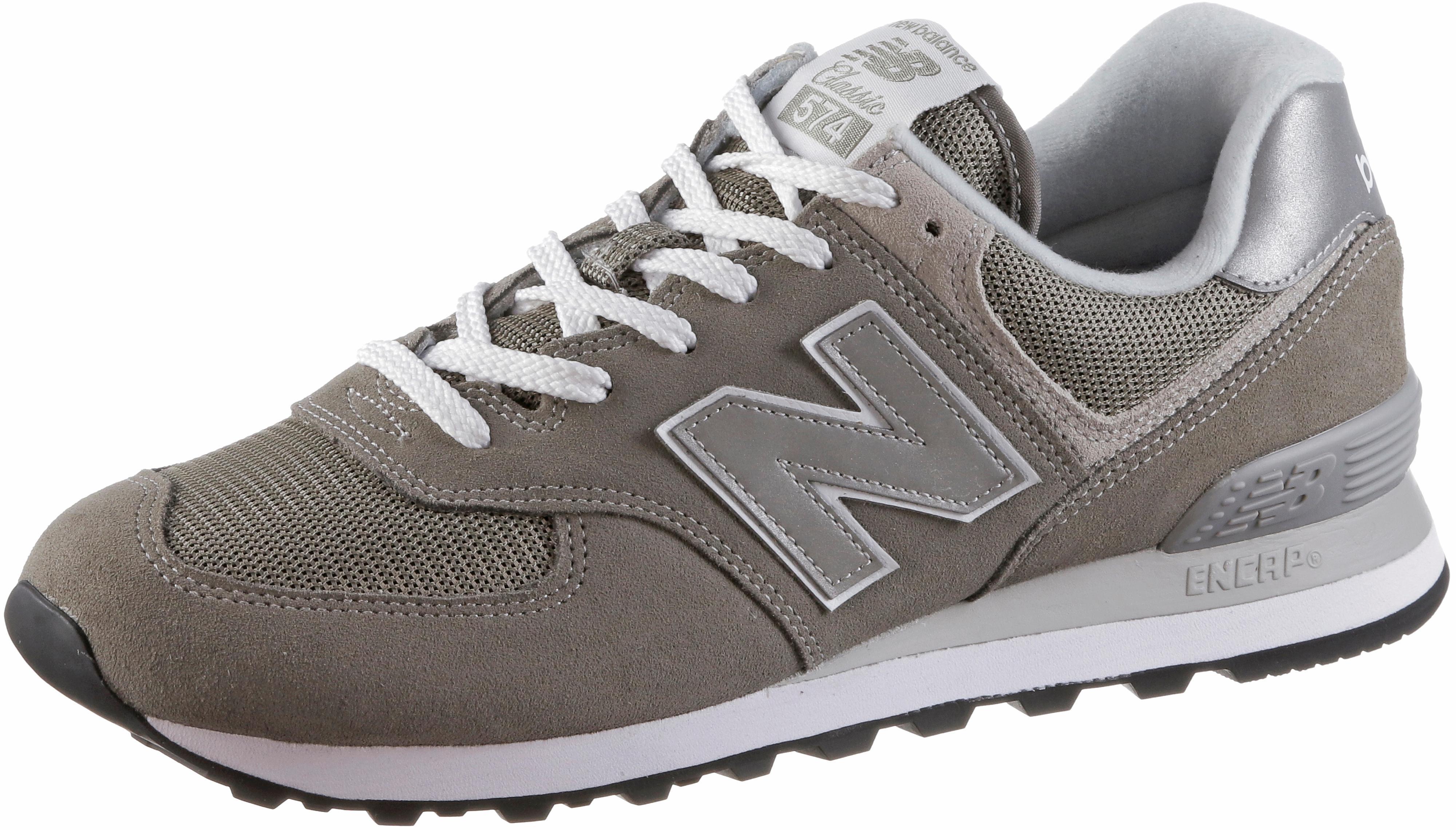 NEW BALANCE ML574 Sneaker Herren black iris im Online Shop von SportScheck  kaufen