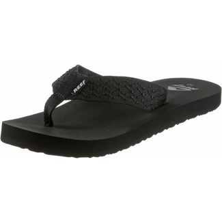 Reef Smoothy Zehentrenner Herren black