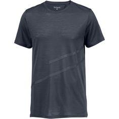 SCHECK T-Shirt Herren graublau