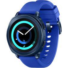 Samsung Gear Sport Aktion Bundle Smartwatch blue