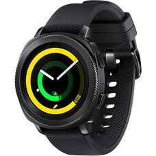 Samsung Gear Sport Aktion Bundle Smartwatch black
