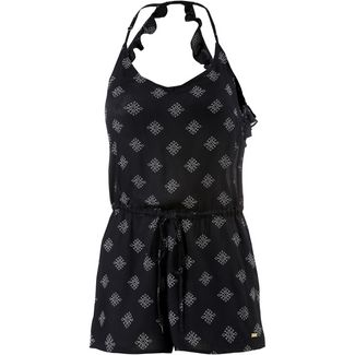 Roxy Surf All Day Jumpsuit Damen anthracite pearly tiles