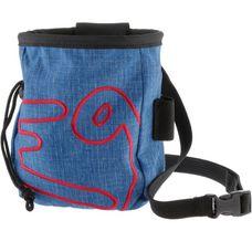 E9 Osso Chalkbag blau
