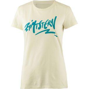 Zimtstern TSW_Zkyz T-Shirt Damen Offwhite