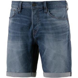 Jack & Jones RICK Jeansshorts Herren blue denim