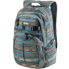 Nitro Snowboards Daypack frequency blue