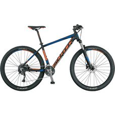 SCOTT Aspect 745 MTB Hardtail blau/orange