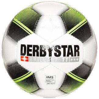 Derbystar Brilliant TT Future Fußball weiß / schwarz / gelb