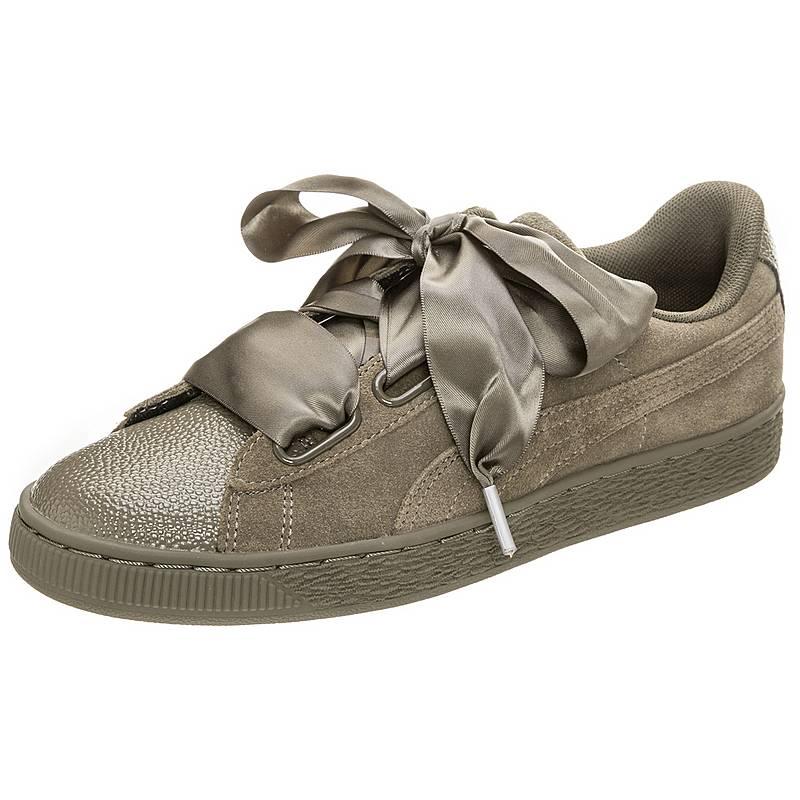 Puma Suede Heart Bubble Sneakers Damen FHyQ5Di7