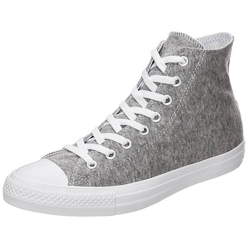 ec1455feb5d6 CONVERSE Chuck Taylor All Star High Sneaker grau   weiß im Online ...