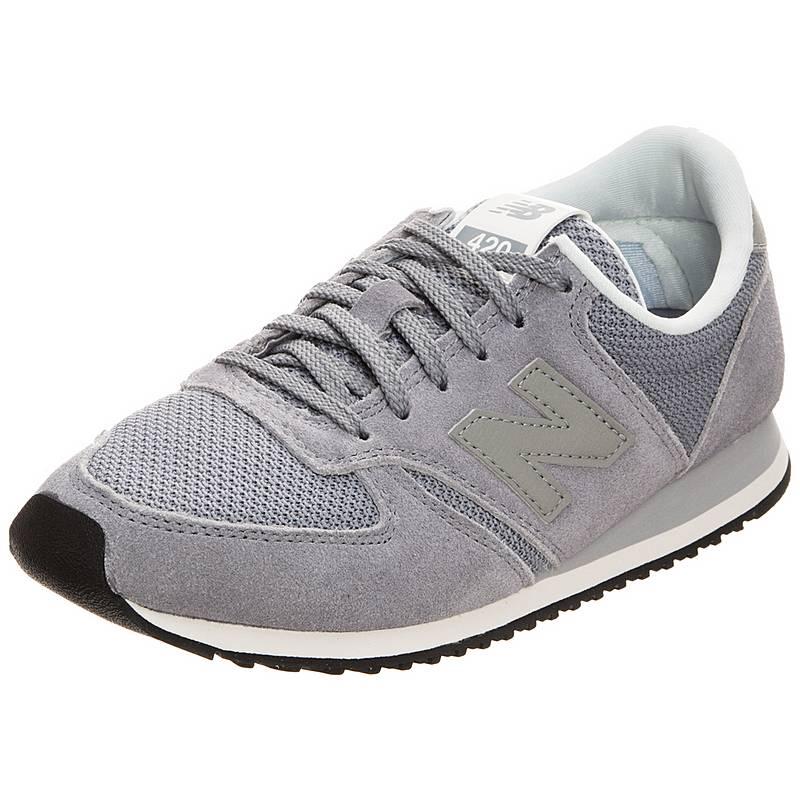 NEW BALANCEWL420NBAB  SneakerDamen  grau / weiß