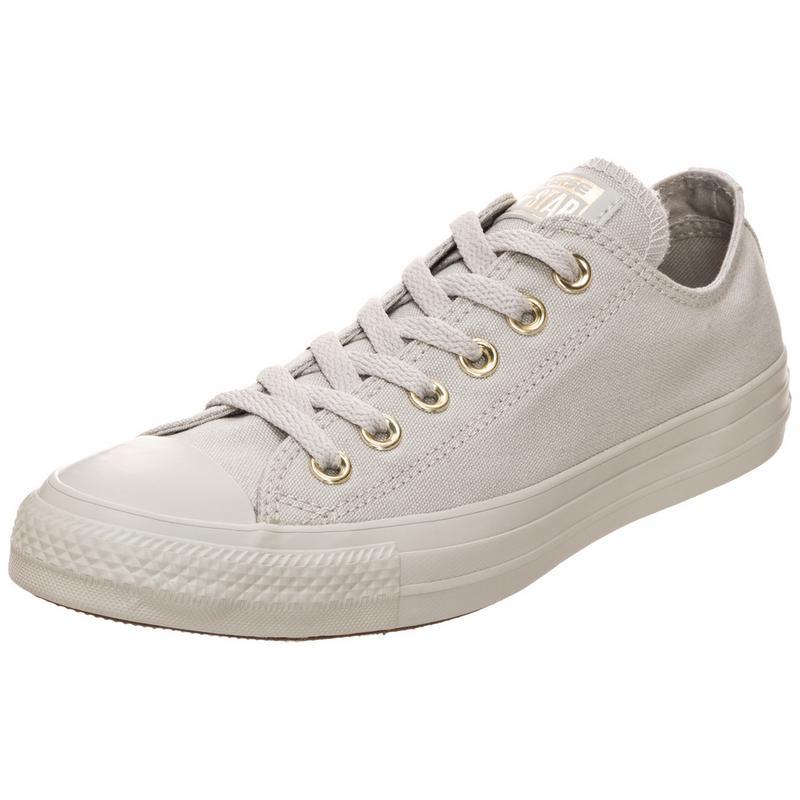 Converse »Chuck Taylor All Star Mono Glam Ox« Sneaker, grau, grau