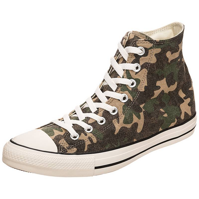 788fcad71a0674 ... best converse chuck taylor all star high sneaker oliv braun 6ff5b c2bf9