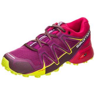 Salomon Speedcross Vario GTX Trailrunning Schuhe Damen violett / pink