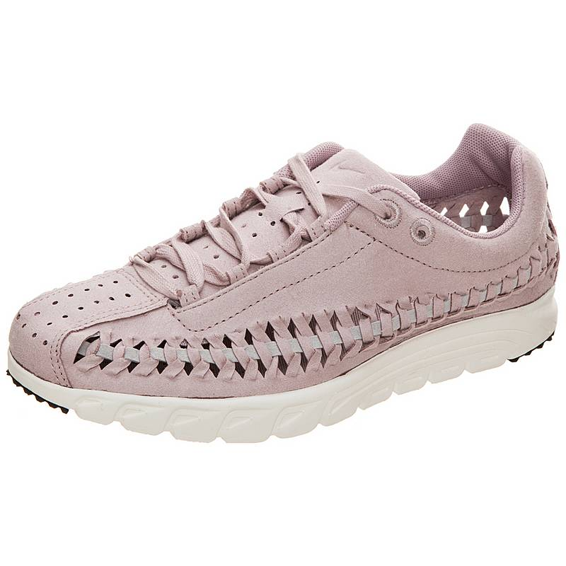 purchase cheap b0779 9334f NikeMayfly Woven SneakerDamen rosa   grau