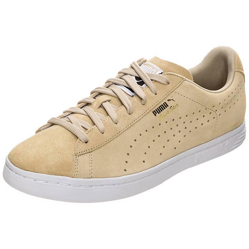 quality design febf3 8f9e3 PUMACourt Star Suede SneakerHerren beige   weiß