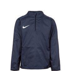 Nike Dry Academy 18 Drill Shield Langarmshirt Kinder dunkelblau