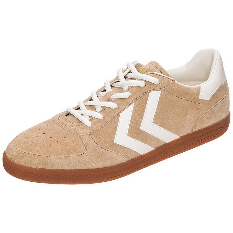 hummelVictory  SneakerHerren  hellbraun / weiß