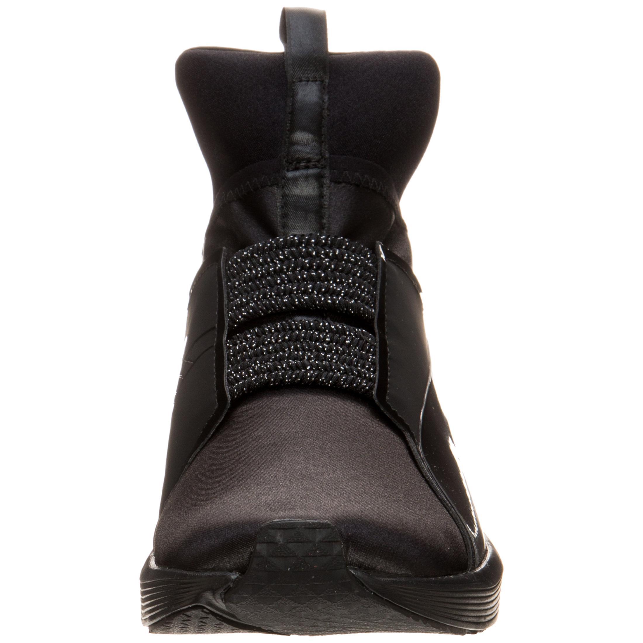 PUMA Fierce Satin En Pointe Fitnessschuhe Damen schwarz   silber im Online  Shop von SportScheck kaufen 6b60fad0e