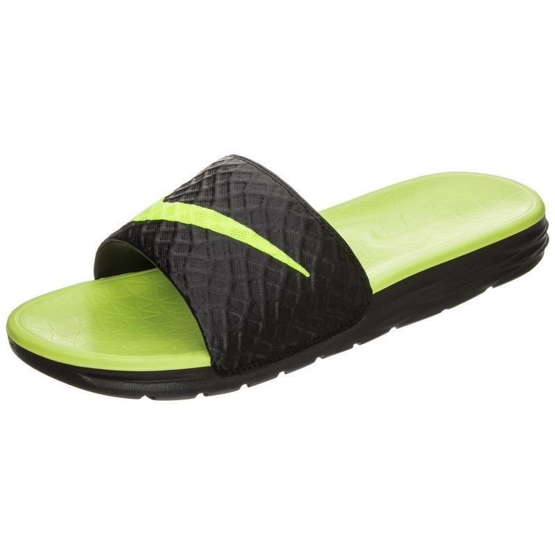 Nike Benassi Solarsoft Sandale Herren