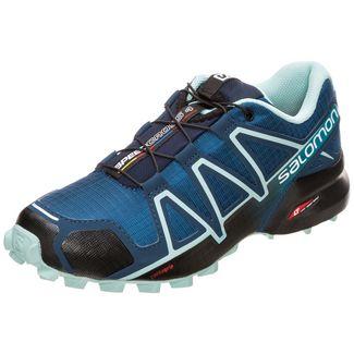 Salomon Speedcross 4 Trailrunning Schuhe Damen petrol / türkis