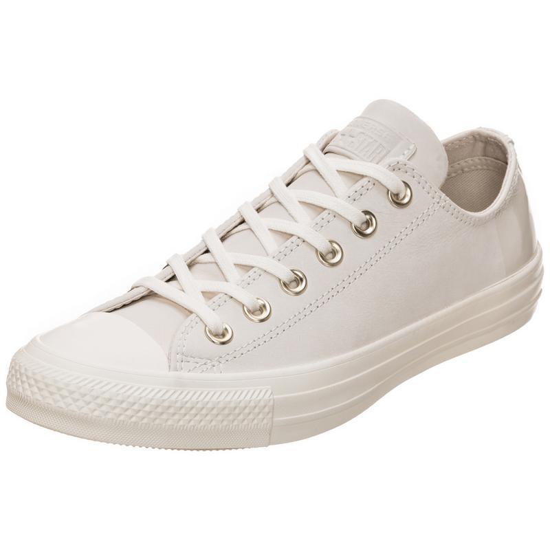 CONVERSE 'Chuck Taylor All Star OX' Sneaker Damen beige mfzhU