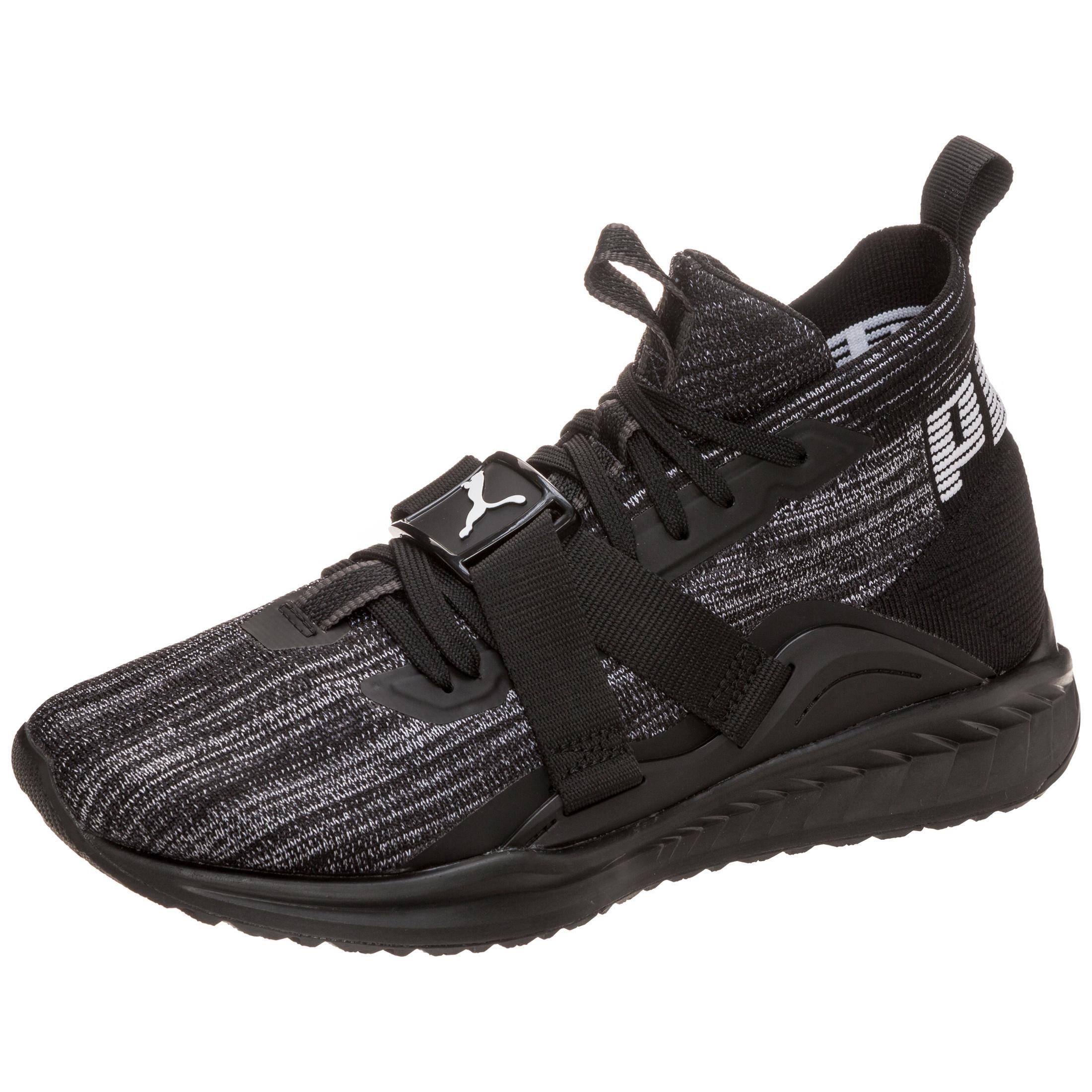 PUMA Ignite evoKNIT 2 Sneaker Herren schwarz / grau im Online Shop von SportScheck kaufen Gute Qualität beliebte Schuhe