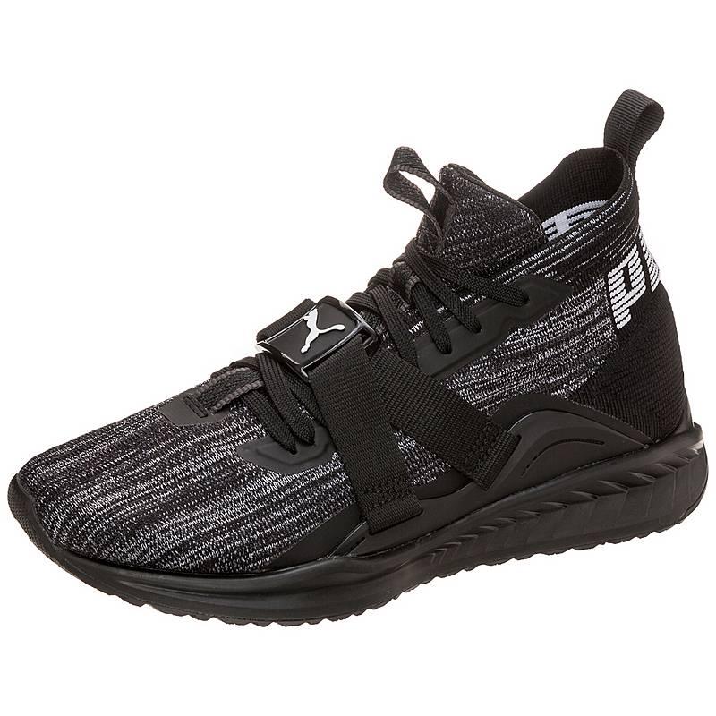 PUMAIgnite evoKNIT 2  SneakerHerren  schwarz / grau