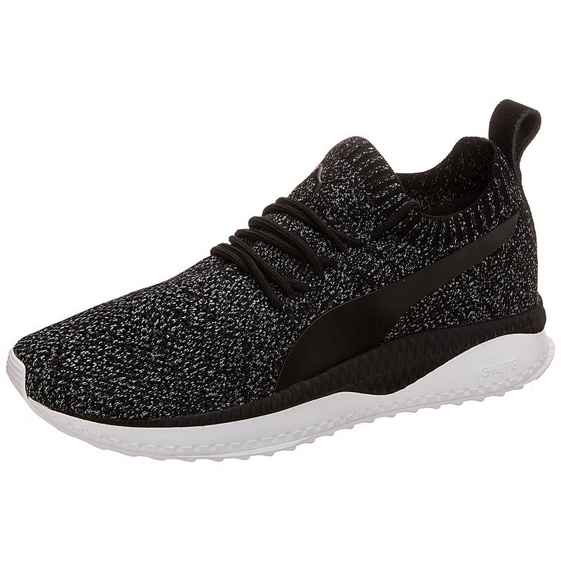 size 40 8b425 21d06 PUMATSUGI Apex evoKNIT SneakerHerren schwarz   weiß
