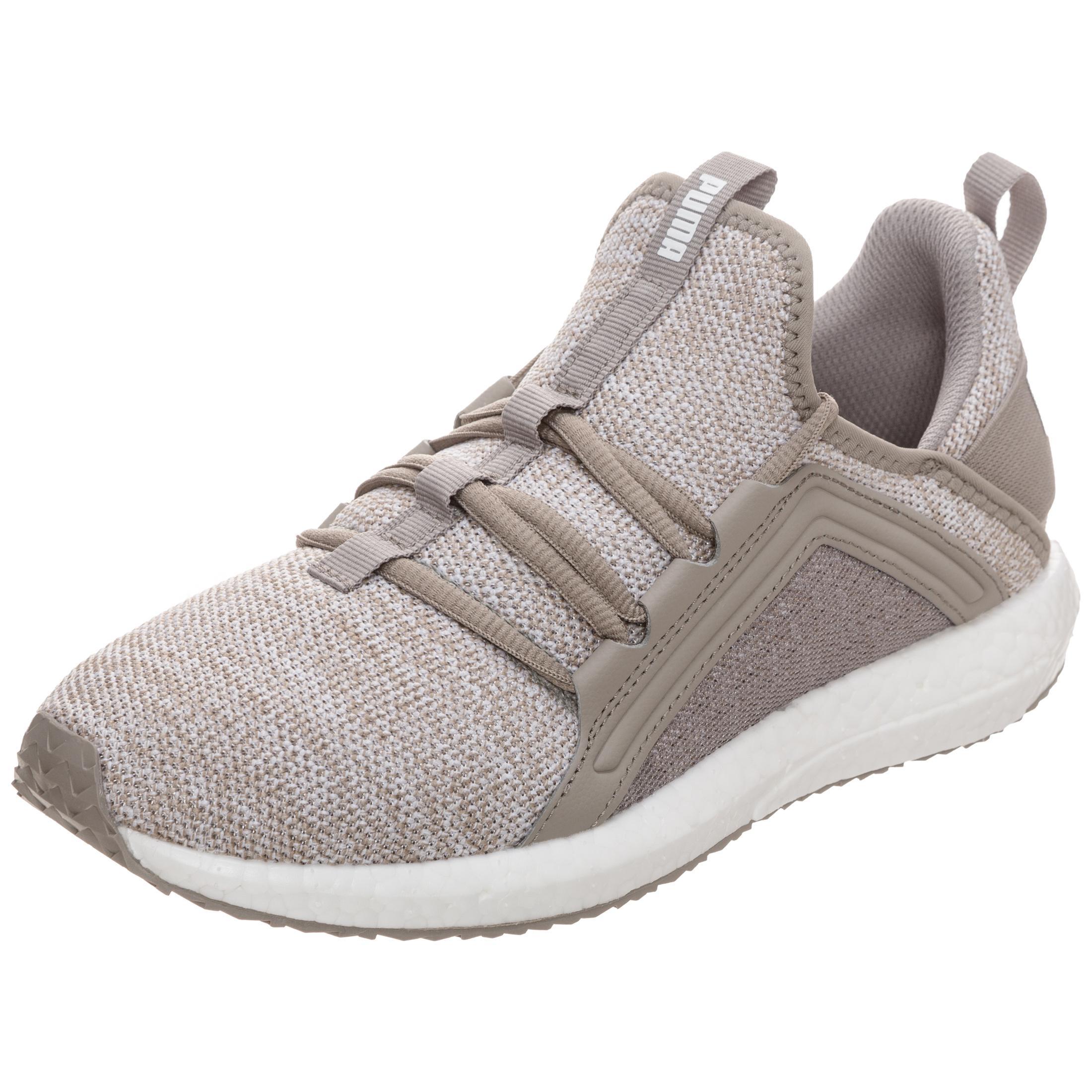 PUMA Mega NRGY Knit Sneaker Damen hellgrau / weiß im Online Shop von  SportScheck kaufen
