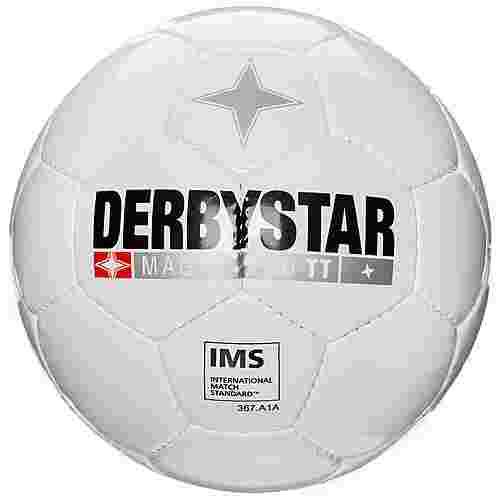 Derbystar Magic Pro TT Fußball weiß