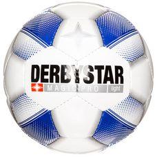 Derbystar Magic Pro Light Fußball Kinder weiß / blau