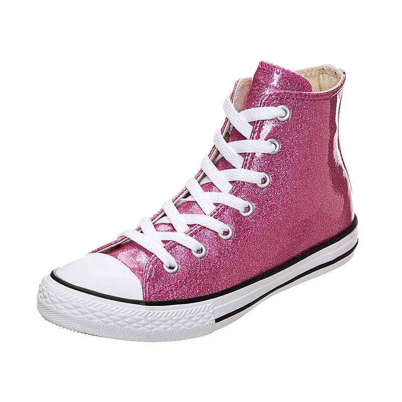 the latest 37e94 1fa25 CONVERSEChuck Taylor All Star Glitter SneakerKinder pink