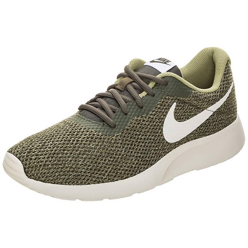 hot sale online 3a796 a6d8d Nike Tanjun SE Sneaker Herren grün  weiß