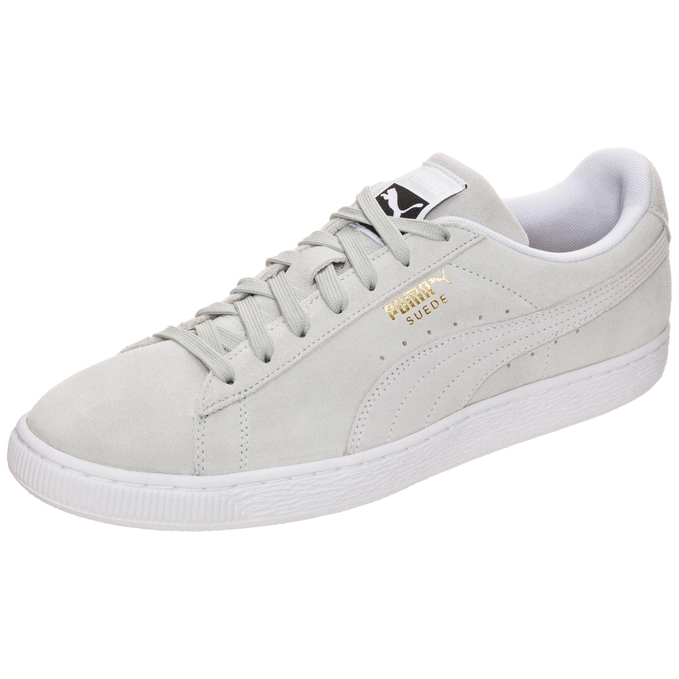 PUMA Suede Suede Suede Classic Turnschuhe Herren grau   weiß im Online Shop von SportScheck kaufen Gute Qualität beliebte Schuhe cfba6b