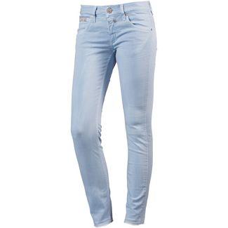 Herrlicher Touch Skinny Fit Jeans Damen rain