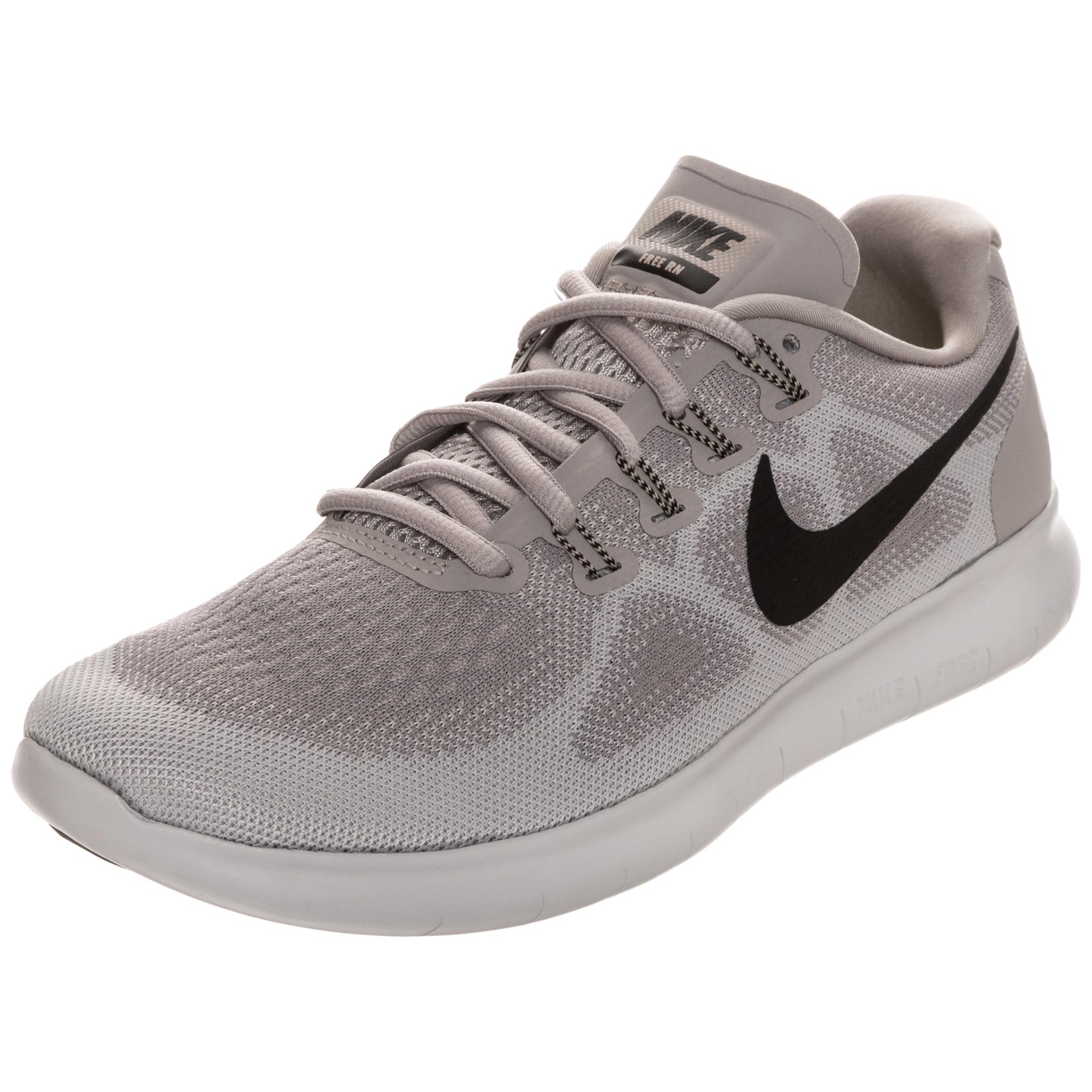 52cc4b02f6 Nike Free RN 2017 Laufschuhe Damen beige / schwarz im Online Shop von  SportScheck kaufen