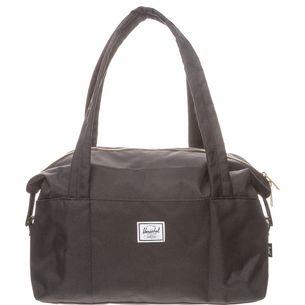 Herschel Strand Duffel X-Small Handtasche schwarz / gold