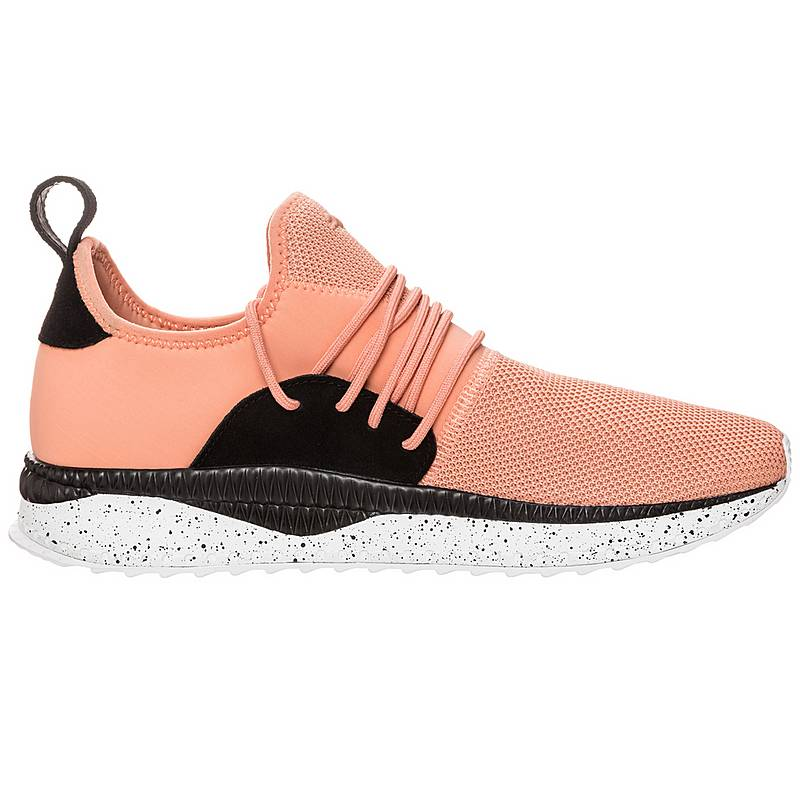 985ac8dedba4d7 PUMA TSUGI Apex Summer Sneaker Herren apricot   schwarz im Online ...